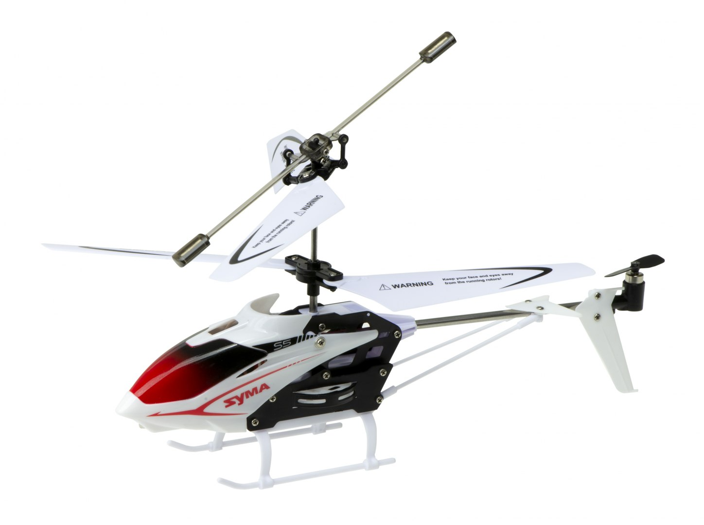 Image of Helikopter RC SYMA S5 3CH biały