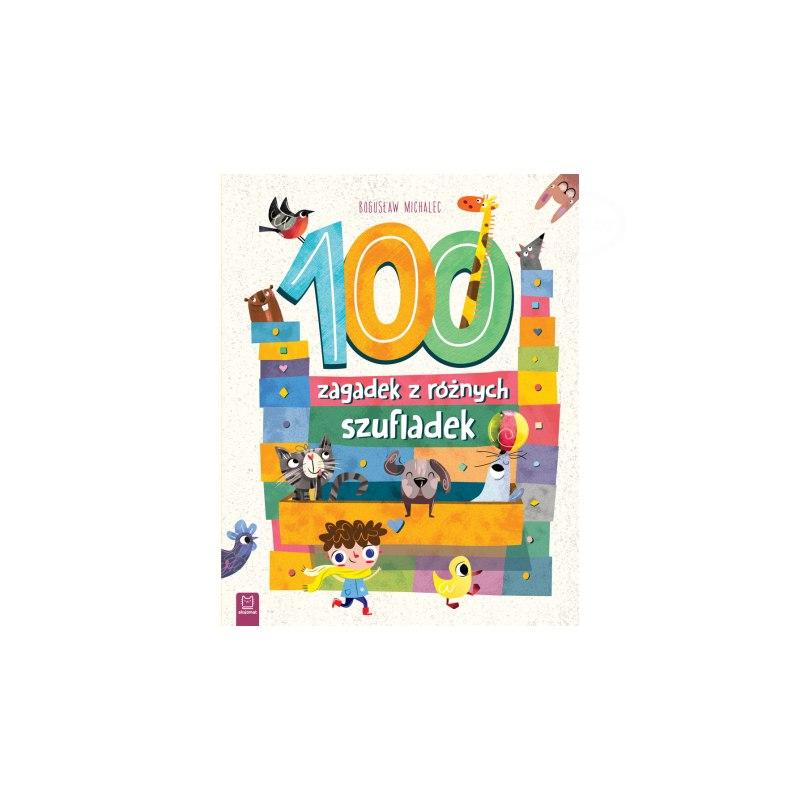 Image of 100zagadek z różnych szufladek