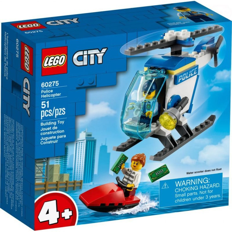 Image of City helikopter policyjny