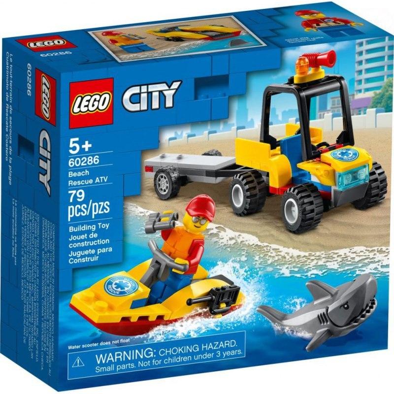 Image of City plażowy quad ratunkowy