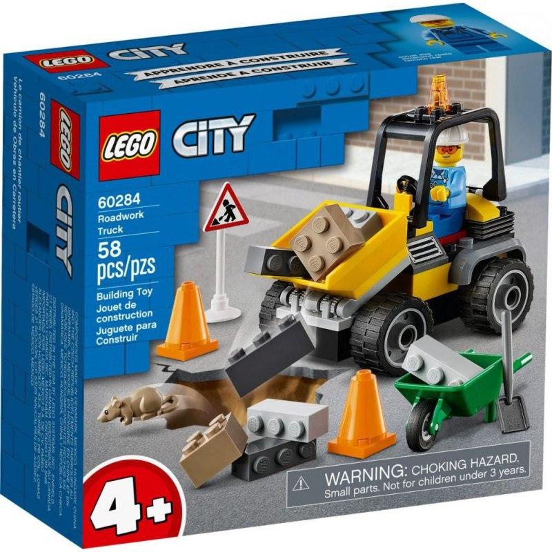 Image of City pojazd do robót drogowych
