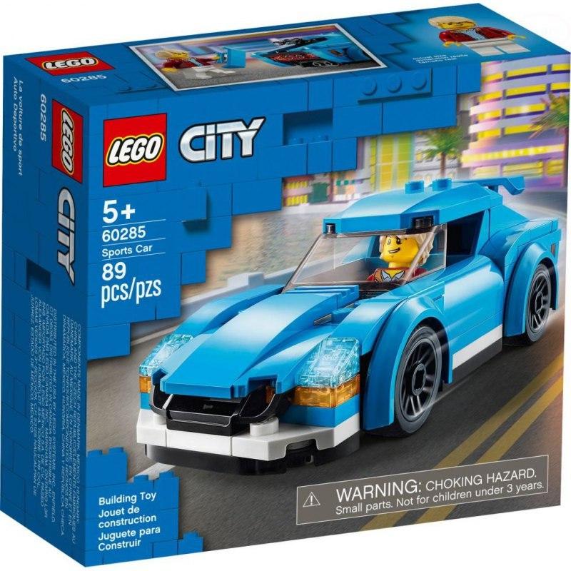 City samochód sportowy