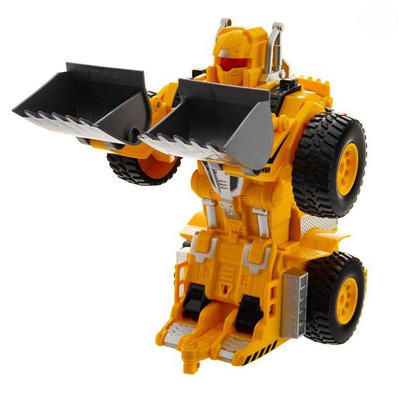 Image of Zabawka spychacz-robot 0871381