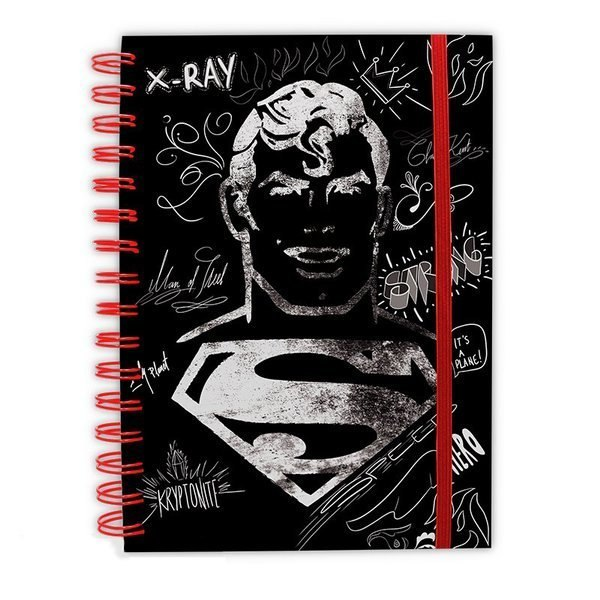 """Image of DC COMICS - Notes """"Graphic Superman"""""""