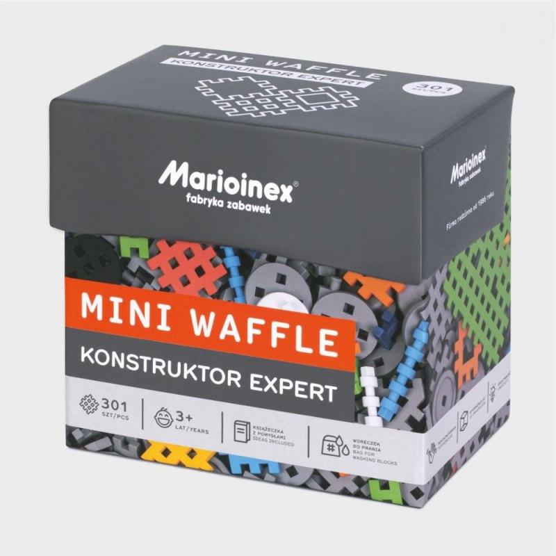 Image of Klocki wafle mini 301szt konst