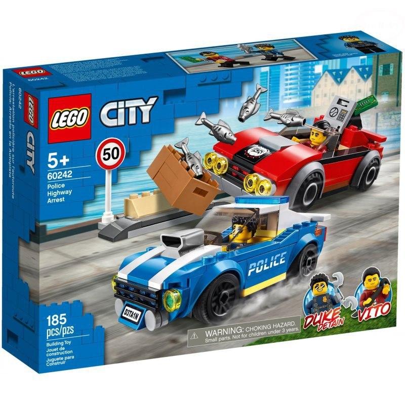Image of City aresztowanie na autostr.