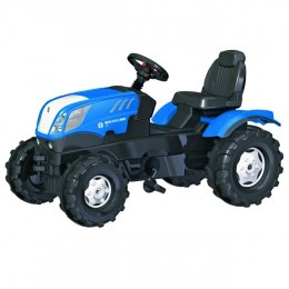 Traktor Rolly Toys New Holland FarmTrac