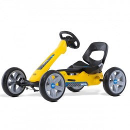 BERG Gokart Reppy Rider Żółty do 40 kg