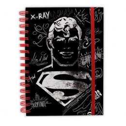 "DC COMICS - Notes ""Graphic Superman"""