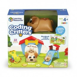 Learning resources, coding critters™ ranger ,zip, robot do nauki