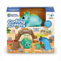 Learning resources, coding critters™ rumble, bumble, robot do